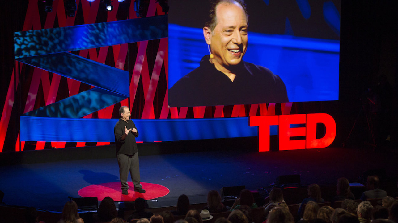 Michael Kimmel talks at TEDWomen 2015