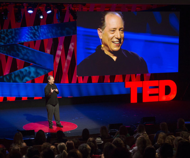 Michael Kimmel talks at TEDWomen 2015
