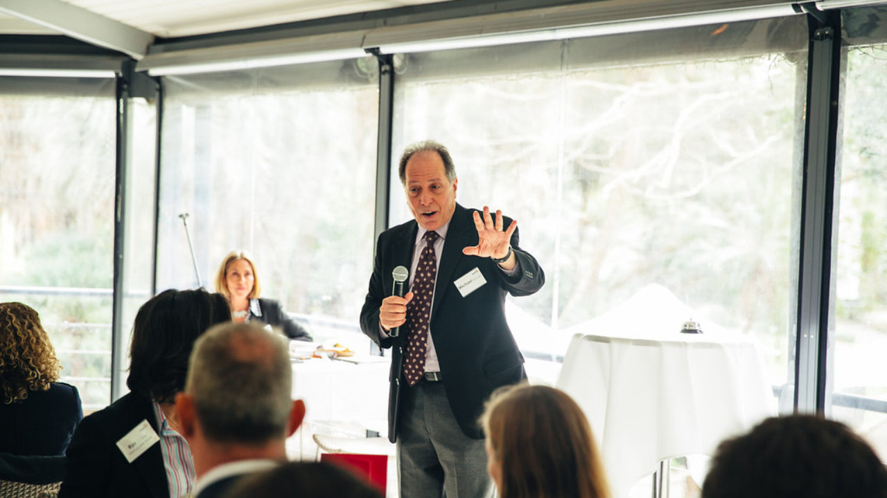 Michael Kimmel: Reigniting Gender Equality Conversations in Australia